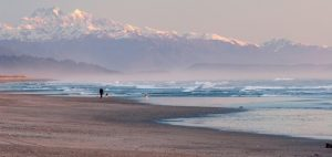 Hokitika Beach, West Coast NZ