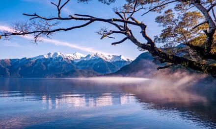 Lake Hauroko, Western Southland – Arthur Steinhauser