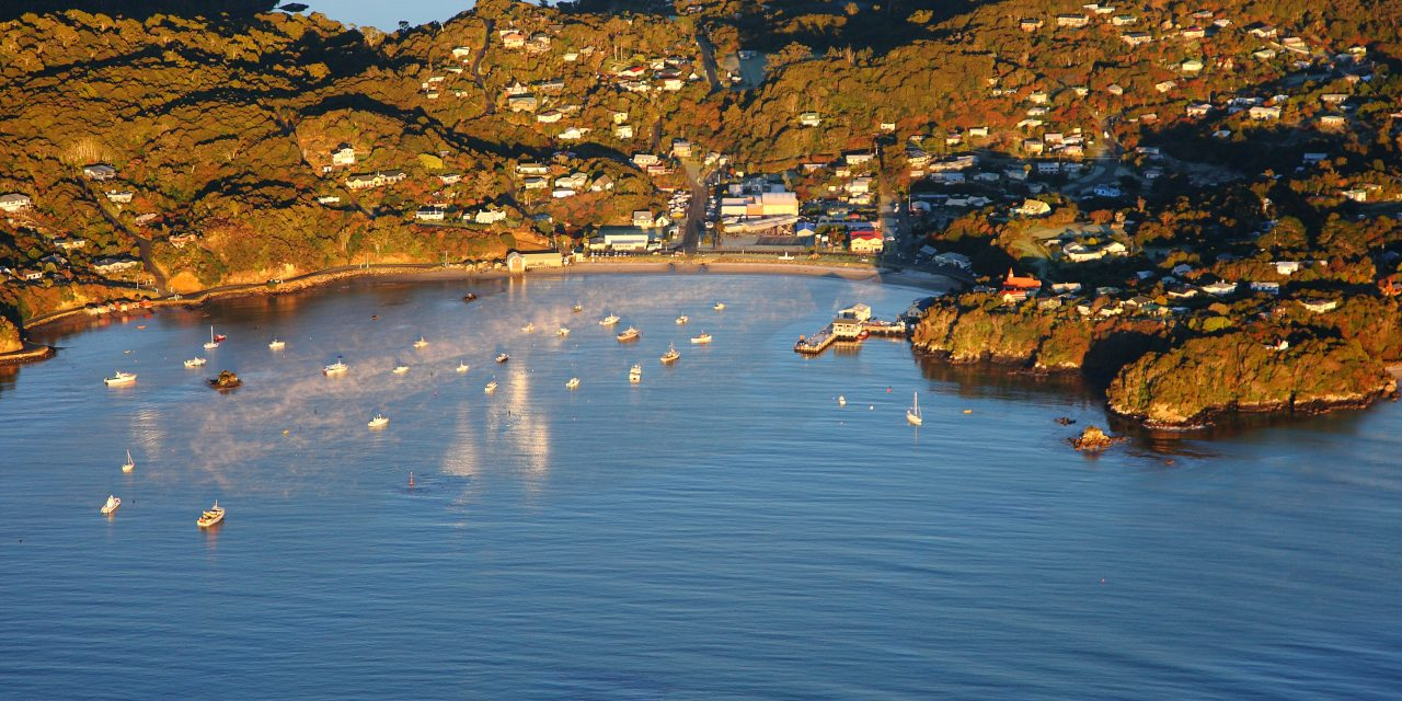 Stewart Island – Rakiura