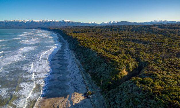 Western Southland Coast – Arthur Steinhauser