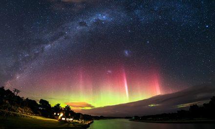 Aurora Australis, Sandy Point, Invercargill – Arthur Steinhauser