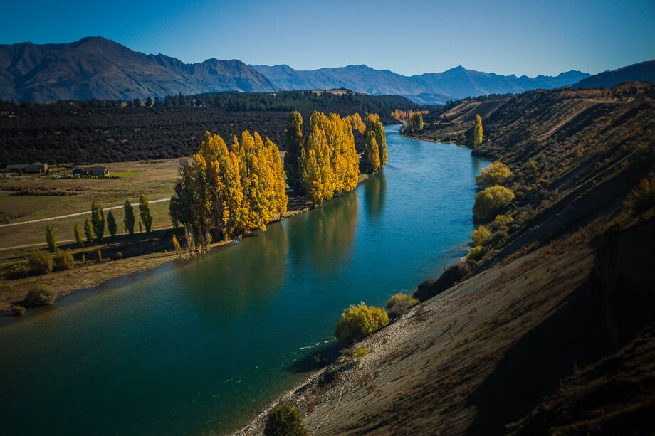 autumn colours central otago