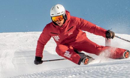 Ski Test Volkl Racetiger GS Pro R18